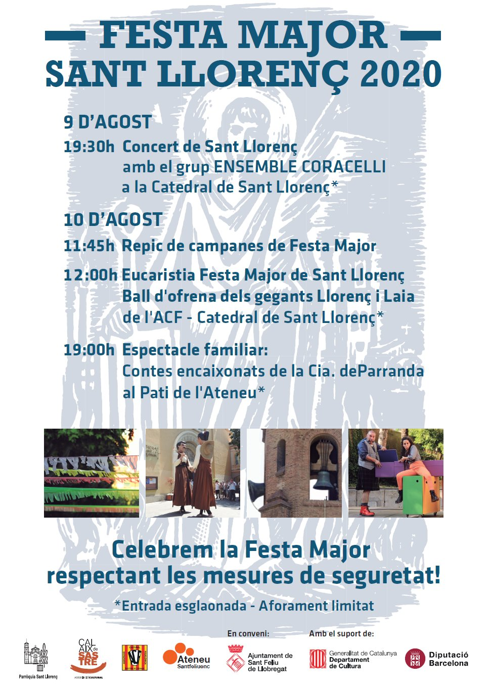 Festa Major Sant Llorenç 2020